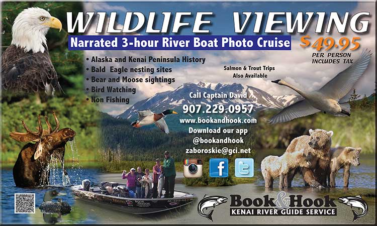 Book & Hook Kenai Guide Service
